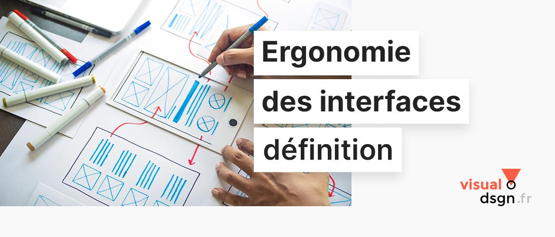 Ergonomie des interfaces : définition