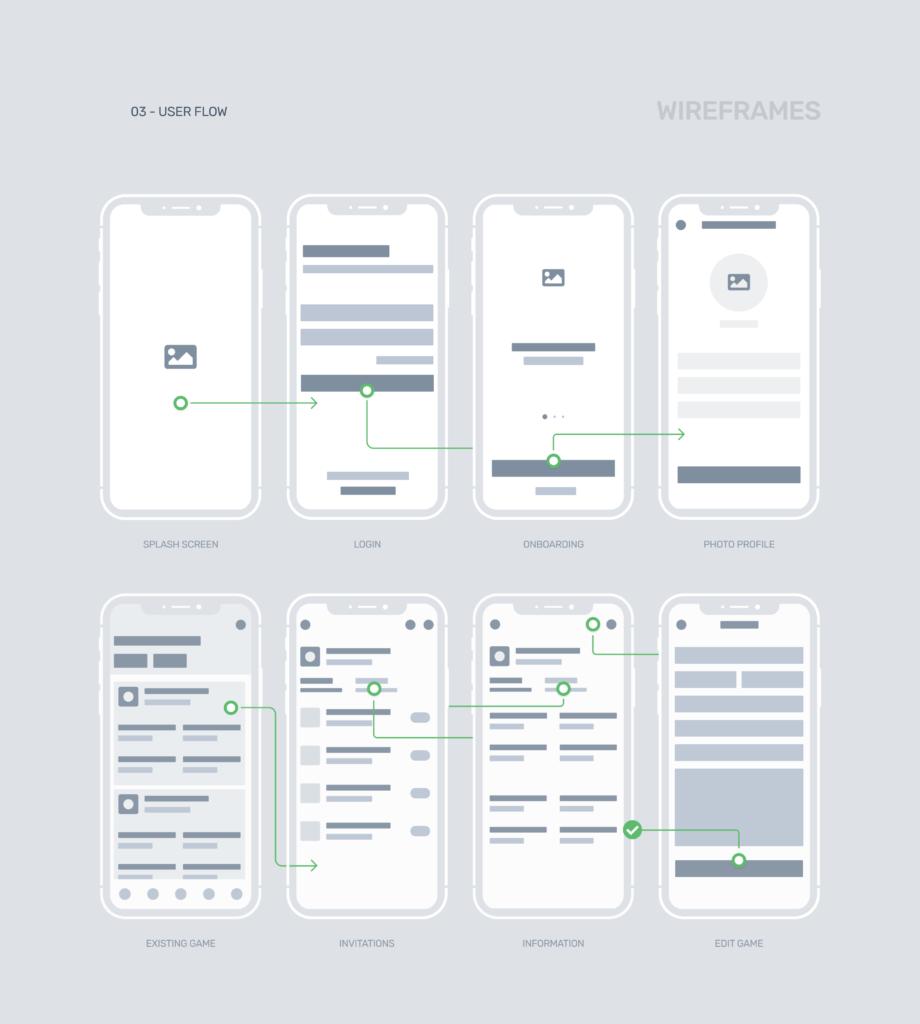Manrim app by Andrey Rybin