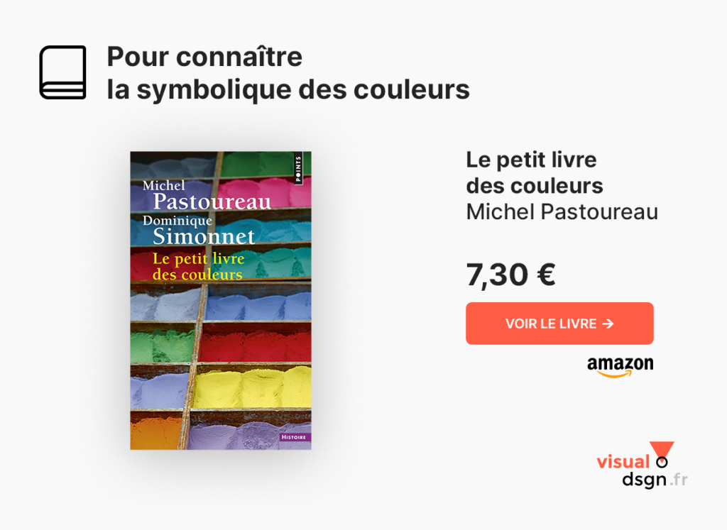 Le petit livre des couleurs, Michel Pastoureau