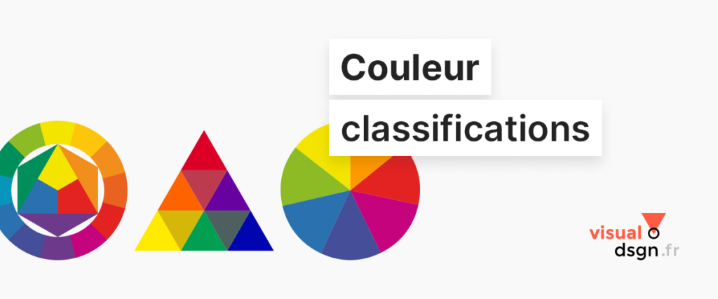 Classification des couleurs à travers le temps